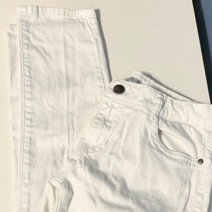 Love Culture White Jeans Size 11